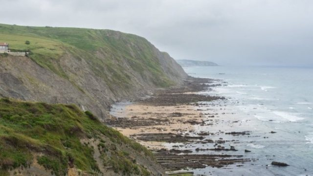 """Barrika, on the Basque coast. One of the places chosen to film the seventh season of """"Game of Thrones"""""""