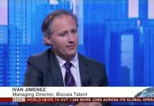 Entrevista en BBC World a Iván Jiménez, Managing Director de bizkaia:talent