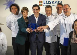 Presentacion del Basque Culinary World Prize