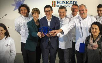 Presentacion del Basque Culinary World Prize