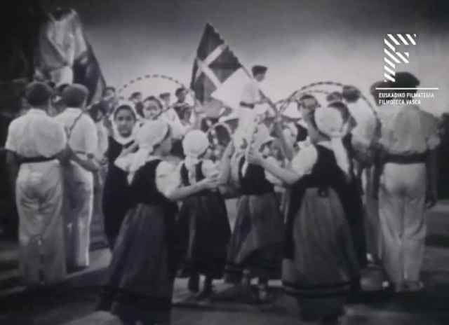 Fotograma del documental Elai-Alai (1938)