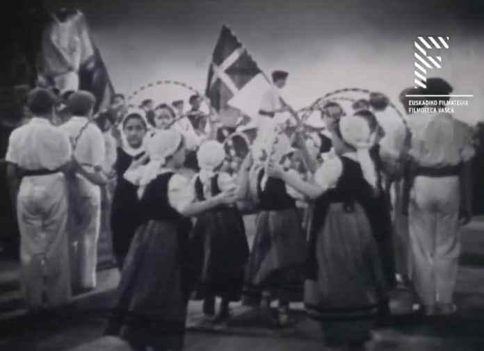 Still from the documentary 'Elai-Alai' (1938)
