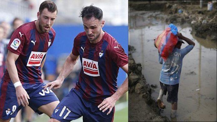 La SD Eibar dona la taquilla de un partido de Liga para ayudar a los damnificados de las inundaciones en Perú