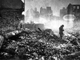 Bombardeo de Gernika (Foto- Fundación Museo de la Paz de Gernika)