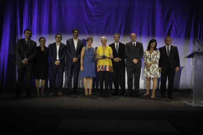 Presentation of the 2017 Basque Culinary World Prize
