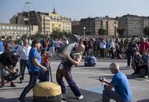 Deportes tradicionales vascos en Donostia