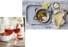 En Harpers Bazaar se propone el rosado navarro para acompañar a la comida india (o viceversa)