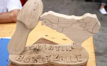 Championnat du Pays Basque de lancer d'espadrille