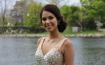 Magan Kateri Basque iss Cape Breton World y candidata a Mis Canada World 2017