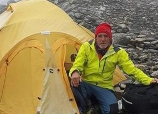 Valerio Annovazzi, el alpinista italiano salvado por los montañeros vascos