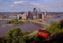 Vista de Pittsburgh