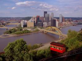 Vista de Pittsburgh