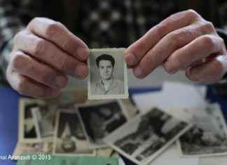 Pedro Baigorri, en una foto de sus últimos años de vida