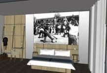 Futura habitación hotel Landaben