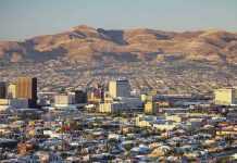 Vista de Ciudad Juárez