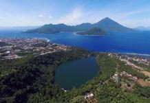 Isla Tidore en las Molucas, gobernada hace 500 años por un rey que hablaba euskera (fotografía Jakarta Post)