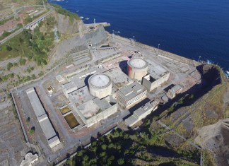 Las instalaciones inacabadas de la central de Lemoiz se van a convertir en un polo de producción e investigación acuícola