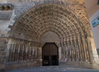 Puerta Catedral Tudela