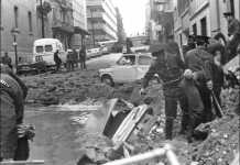 ETA claimed responsibility for a bomb attack that killed Prime Minister Luis Carrero Blanco of Spain in 1973.CreditAgence France-Presse/GettyImages