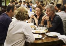 Anthony Bourdain to San Sebastian