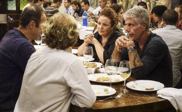 Anthony Bourdain to San Sebastian