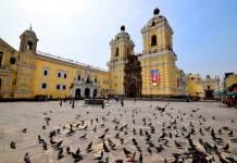 Basílica-Convento de San Francisco de Lima (Fotografía:Bruno Locatelli)