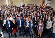 Be Basque Talent. Encuentro Londres 2018