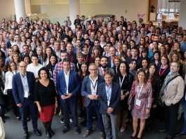 Be Basque Talent. Encuentro Londres 2018
