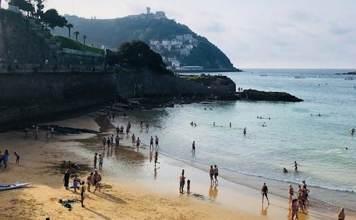 La Concha, la mejor playa europea 2019