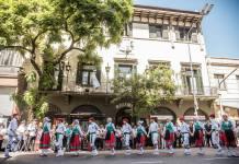 Bueno Aires celebra al Pais Vasco 2020
