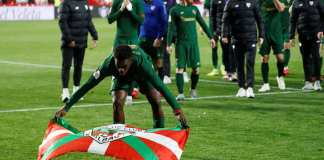 Players like Inaki Williams understand, and embrace, the connection between Athletic and its Basque identity.Jon Nazca/Reuters