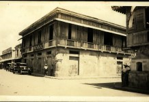 Aboitiz Old Cebu Building-Aboitiz & Co.'s first headquarters, in a modest two-story building on Juan Luna Street in the heart of Cebu City.