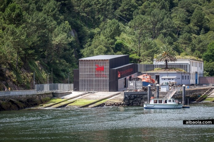 Albaola. La Factoría Marítima Vasca