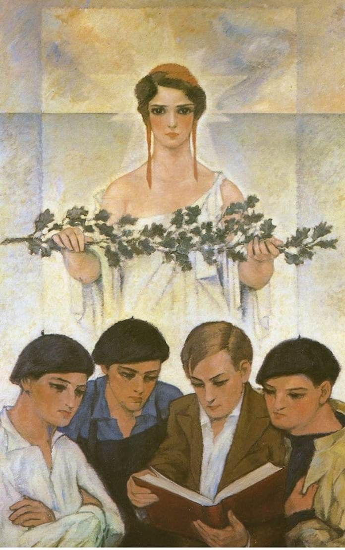 La Republica vasca ANTONIO DE GUEZALA, 1931.