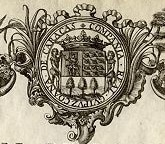 Escudo de la Real Compañía Guipuzcoana de Caracas
