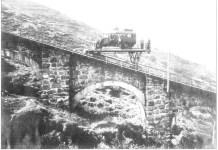 Funicular de La Reineta. Año 1930