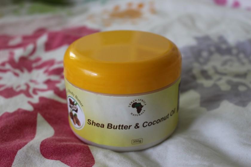 Shea Butter & Coconut Oil