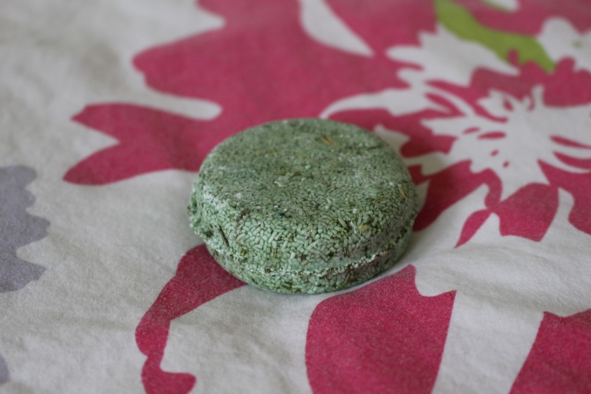 'Squeaky Green Shampoobar' by Lush
