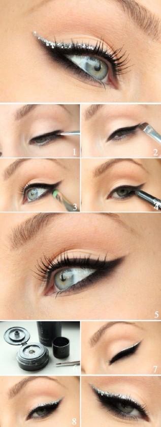 December Make-Up tutorial