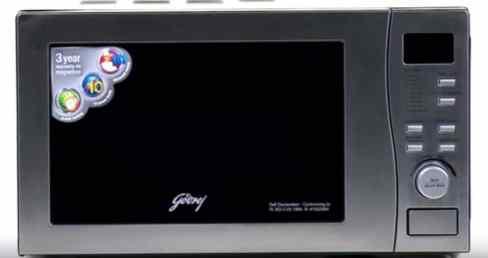 Godrej Microwave Oven GMX 20CA6PLZ 20 L Review