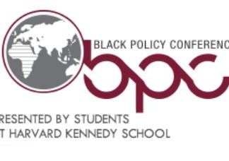 Black Policy Conference Harvard Kennedy School