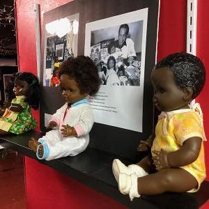 African American doll museum