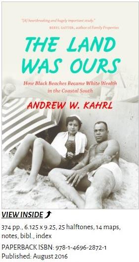 Black beach owners in America