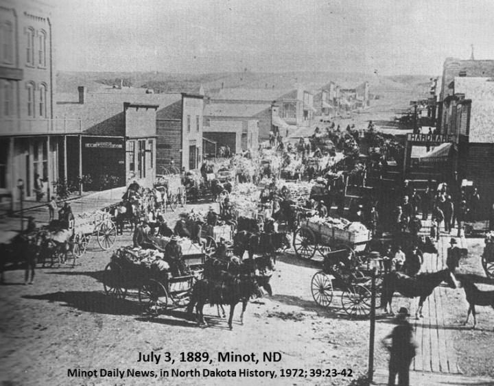 Main Street Minot