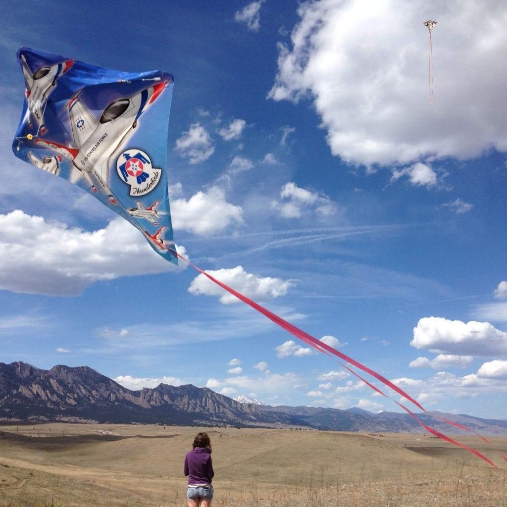 Outdoor Activity Idea Kite Flying
