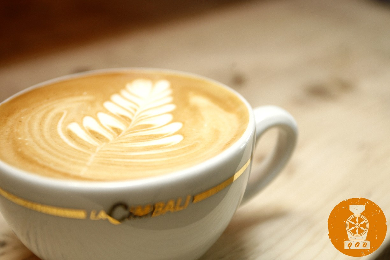 Kaffee kann auch optisch etwas hermachen © ferdinands, Osnabrück
