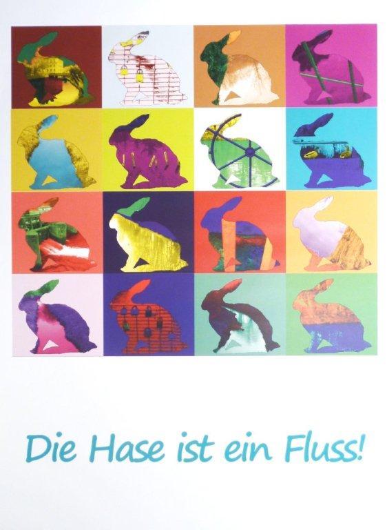 Die Hase ist ein Fluss (c) Idee und Gestaltung: Jan Tram