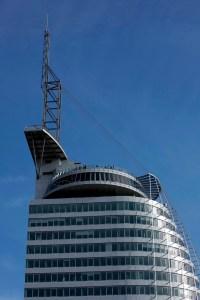 Das Hotel gehört inzwischen zu Bremerhavens Haupt-Attraktionen © Sail City