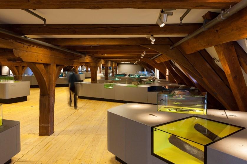 Museum Schwedenspeicher Stade  2. OG