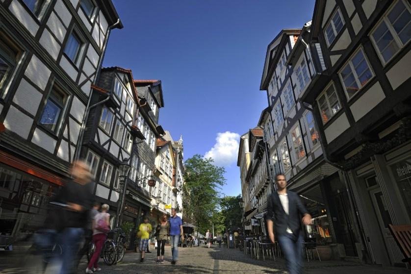 Kultur Und Restaurants In Braunschweig About Cities Der